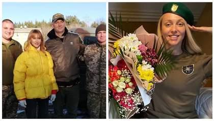 Українські співаки відправилися на Схід: привітання бійців з Днем Збройних сил України