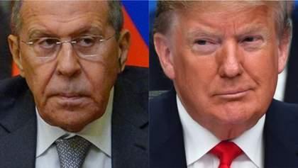 """После """"Нормандии"""" Лавров встретится с Трампом: что обсудят"""