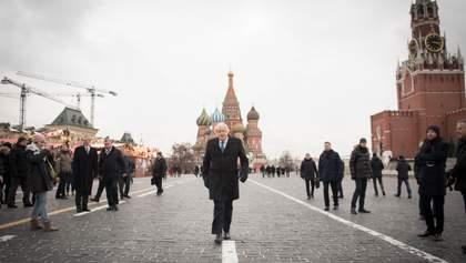 Российский Лондон: как Кремль вмешивается в британскую политику