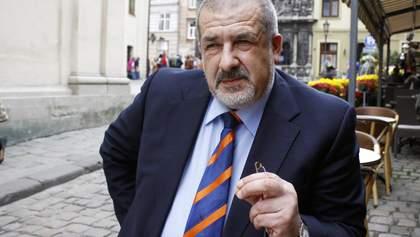 Чубаров про нормандську зустріч: Кримські татари залишились поза обміном
