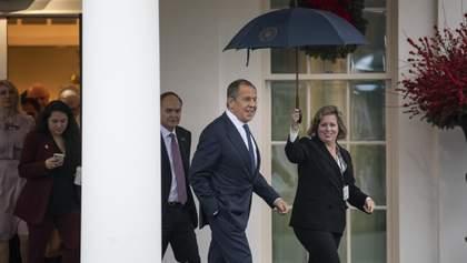 Трамп и Лавров встретились в Вашингтоне: детали