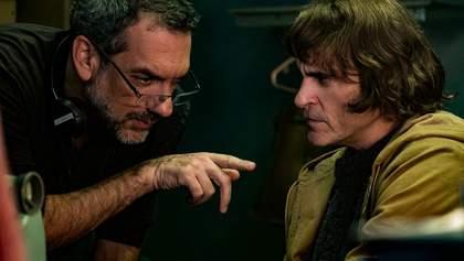 """Режисер """"Джокера"""" Тодд Філліпс заприсягся, що не обговорював сиквел фільму з Хоакіном Феніксом"""