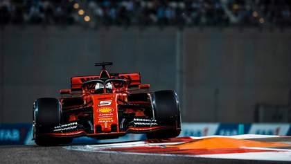 Ferrari первой из всех команд представит болид для нового сезона формулы-1: дата