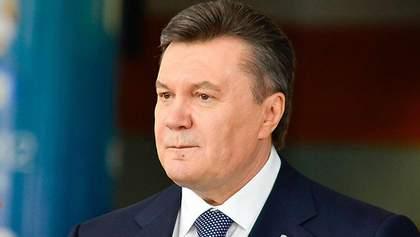 Санкції тривають: Швейцарія ще на рік заморозила активи Януковича