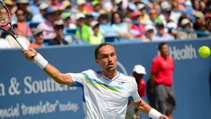 Возвращение откладывается: украинец Долгополов снялся с Australian Open