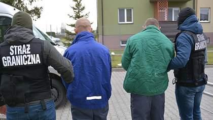 На границе Украины и Польши изъяли крупнейшую за год контрабанду янтаря: фото