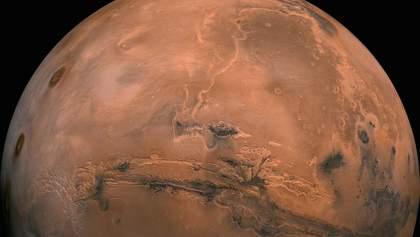У NASA знайшли ідеальне місце для висадки астронавтів на Марс