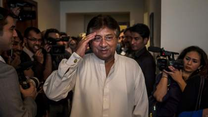Бывшего президента Пакистана Мушаррафу приговорили к смертной казни: что известно