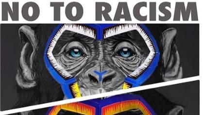 Серія А випустила антирасистські плакати із зображеннями мавп