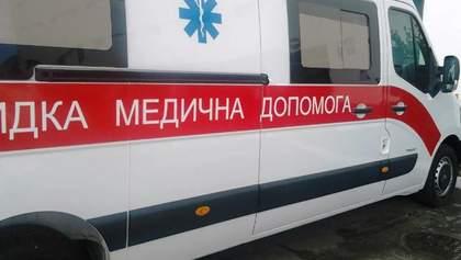 На улице Институтской в Киеве умер мужчина