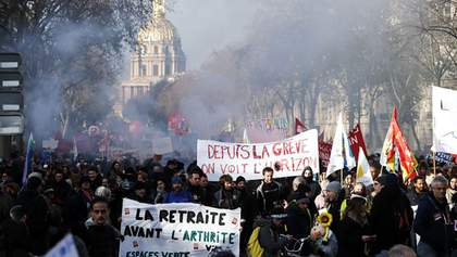 У Франції не припиняються масові протести: що про це відомо