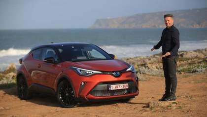 BIG Test оновленої Toyota C-HR