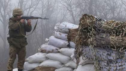 Боевики из гранатометов и БМП обстреляли Марьинку: погиб гражданский