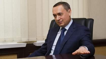 Ексдепутату Мартиненку повідомили про підозру у Швейцарії