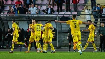 Сім клубів Першої ліги подали заявку на участь в УПЛ