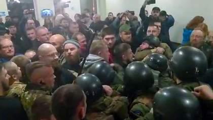 Дело подозреваемой в убийстве Шеремета Кузьменко: в Апелляционном суде произошла стычка – видео