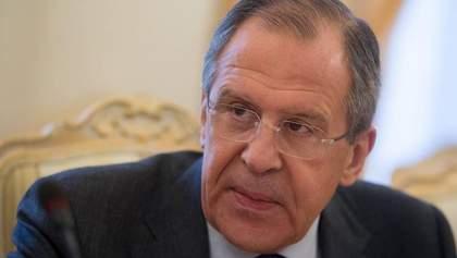 """Лавров прокомментировал санкции против """"Северного потока-2"""": обещает ответ"""