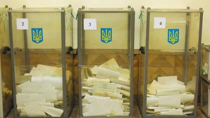 """Результати виборів в ОТГ: кожен третій мандат – """"Слуги народу"""""""