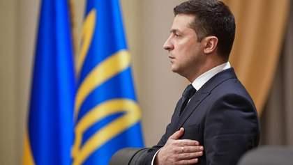 Українці обрали Володимира Зеленського політиком року – рейтинги: інфографіка