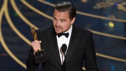 """Это вызывает у меня тошноту, – Леонардо Ди Каприо про жалобы коллег на """"тяжелую"""" работу в кино"""