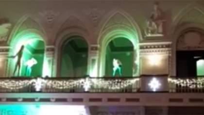 В Нацбанке провели громкий новогодний корпоратив: в сеть слили скандальное видео