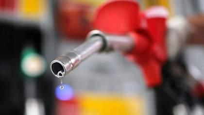 Цены на топливо в Украине продолжают падать
