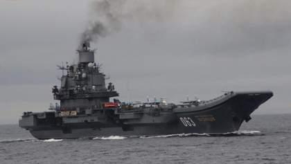 """Металобрухт РФ: як насправді виглядає """"величний"""" флот російської армії"""