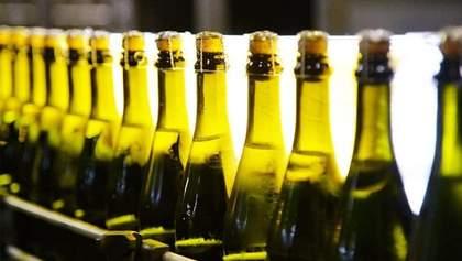 Україна не експортуватиме коньяк та шампанське: причини
