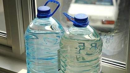 80 тысяч человек на Луганщине остались без воды