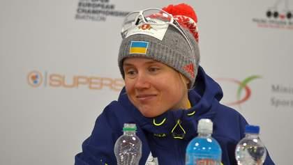 В сборной Украины по биатлону произойдут кадровые изменения перед Кубком мира в Оберхофе