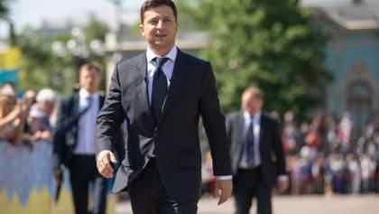 Майже половина українців вважають Зеленського політиком року