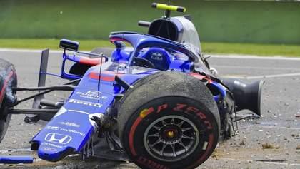 Red Bull заплатив майже 5 мільйонів євро за аварії свого гонщика