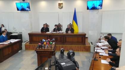 Суд рассматривает апелляцию на арест экс-беркутовцев: один из них засветился с триколором