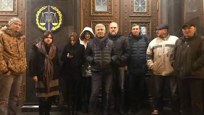 Семьи Героев Небесной Сотни требуют в Рябошапки объяснить замену прокуроров по делу Майдана