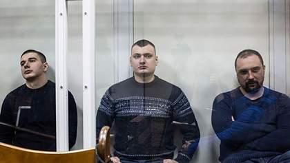 Суд отпустил экс-беркутовцев из-под ареста: их готовят к обмену