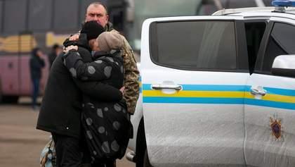Україна звільнила 76 своїх громадян: хто вони