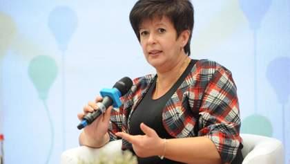 Лутковська про список звільнених з боку України: Це – персональні дані, їх не можна публікувати