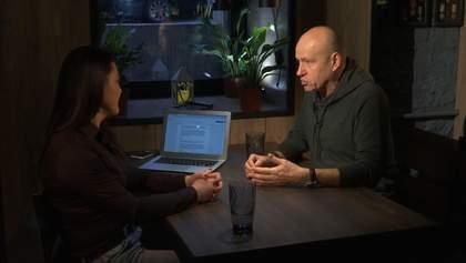 Влада має постійно відчувати, що ми слідкуємо: ексклюзивне інтерв'ю з Рибачуком