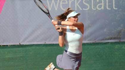Украинка Завацкая стала на шаг ближе к основной сетке Australian Open