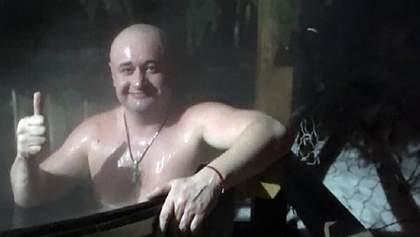 """Депутат від """"Опоблоку"""" Олабін погрожував патрульним пістолетом: з'явилось відео"""