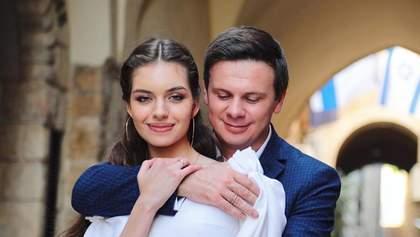 Екзотичне свято: в якій країні Дмитро Комаров та Олександра Кучеренко зустріли Новий рік