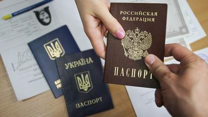Видача російських паспортів в інших регіонах України – лише питання часу, – Клімкін