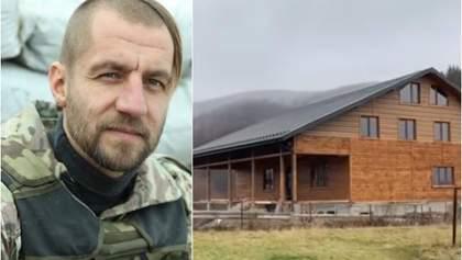 У экс-нардепа Гаврилюка нашли большой дом в Карпатах: фото, видео
