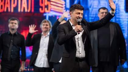 "Зеленский получил 5 миллионов гривен роялти от ""Квартала 95"": детали"