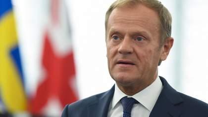 Путин хочет распада Евросоюза и НАТО, – Туск