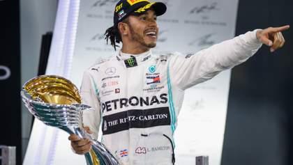 Хэмилтон будет зарабатывать больше всех в Формуле-1: зарплаты гонщиков в 2020 году