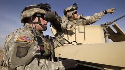 Коалиция во главе с США временно останавливает военную миссию в Ираке
