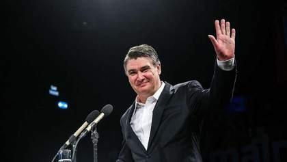 Президентом Хорватії стане лідер опозиції Міланович: дані екзит-полу