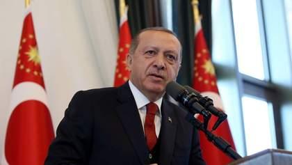 Ердоган заявив, що відправив війська до Лівії