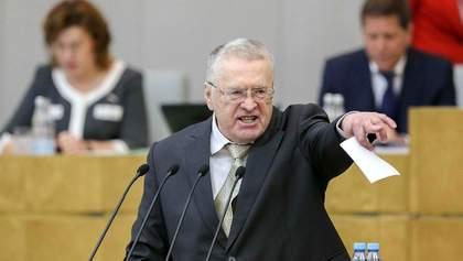 Инвалиды, крепостные, холопы: Жириновский неожиданно крайне критично охарактеризовал россиян